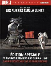 Jour J -1b2019- Les russes sur la Lune !