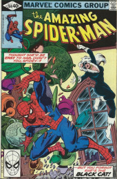 Amazing Spider-Man (The) (1963) -204- The Black Cat Always Lands on Her Feet!