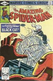 Amazing Spider-Man (The) (1963) -205- At Long Last...The Shocking Secret of the Black Cat!