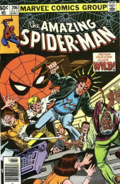 Amazing Spider-Man (The) (1963) -206- Peter Parker Goes Wild!