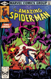Amazing Spider-Man (The) (1963) -207- Final Curtain!