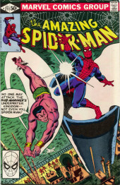 Amazing Spider-Man (The) (1963) -211- The Spider and the Sea-Scourge!