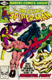 Amazing Spider-Man (The) (1963) -214- Then Shall We Both Be Betrayed!
