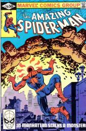 Amazing Spider-Man (The) Vol.1 (Marvel comics - 1963) -218- In Manhattan Stalks a Monster!