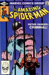Amazing Spider-Man (The) Vol.1 (Marvel comics - 1963) -219- Peter Parker -- Criminal!