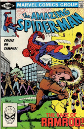 Amazing Spider-Man (The) (1963) -221- Crisis on Campus!