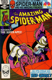 Amazing Spider-Man (The) (1963) -223- Suddenly... The Super-Apes!