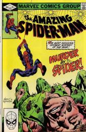 Amazing Spider-Man (The) Vol.1 (Marvel comics - 1963) -228- Murder by Spider!