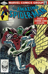 Amazing Spider-Man (The) (1963) -231- When a Cobra Comes a'Calling...