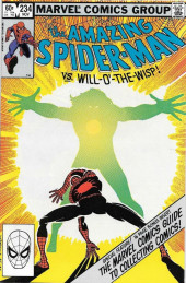 Amazing Spider-Man (The) (1963) -234- Now Shall Will-O'-The-Wisp Have His Revenge!