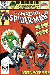 Amazing Spider-Man (The) (1963) -235- Monsters!