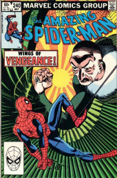 Amazing Spider-Man (The) (1963) -240- Wings of Vengeance!
