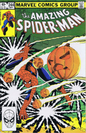 Amazing Spider-Man (The) (1963) -244- A Cracker Jack Story