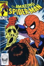 Amazing Spider-Man (The) Vol.1 (Marvel comics - 1963) -245- Sacrifice Play!