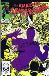 Amazing Spider-Man (The) Vol.1 (Marvel comics - 1963) -247- Interruptions