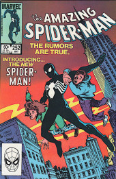 Amazing Spider-Man (The) (1963) -252- The Rumors Are True. Introducing... The New Spider-Man!