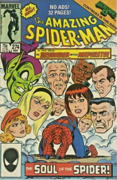 Amazing Spider-Man (The) (1963) -274- The Soul of the Spider!