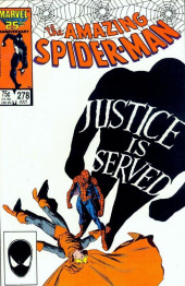 Amazing Spider-Man (The) (1963) -278- Justice Is Served