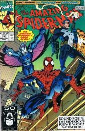 Amazing Spider-Man (The) Vol.1 (Marvel comics - 1963) -353- Round Robin: The Sidekick's Revenge! Part One of Six