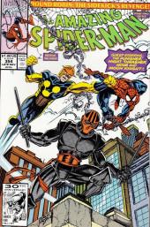 Amazing Spider-Man (The) Vol.1 (Marvel comics - 1963) -354- Round Robin: The Sidekick's Revenge! Part Three of Six