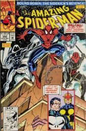 Amazing Spider-Man (The) (1963) -356- Round Robin: The Sidekick's Revenge! Part Four of Six
