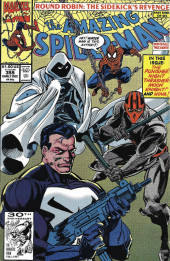 Amazing Spider-Man (The) Vol.1 (Marvel comics - 1963) -355- Round Robin: The Sidekick's Revenge! Part Three of Six