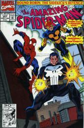 Amazing Spider-Man (The) (1963) -357- Round Robin: The Sidekick's Revenge Part 5