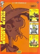 Lucky Luke (Intégrale Dupuis/Dargaud) -11- L'Intégrale 11