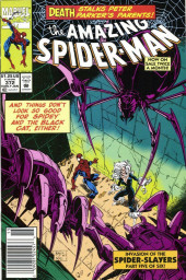 Amazing Spider-Man (The) (1963) -372- Invasion of the Spider-Slayers Part Five of Six!