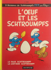 Les schtroumpfs - L'œuf et les Schtroumps