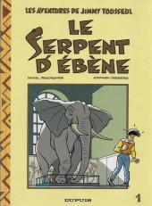 Jimmy Tousseul -1a1993- Le serpent d'ébène