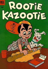 Four Color Comics (Dell - 1942) -459- Rootie Kazootie