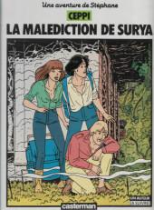 Stéphane Clément -5a1984- La malédiction de Surya