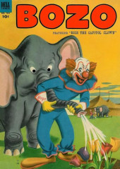 Four Color Comics (Dell - 1942) -464- Bozo