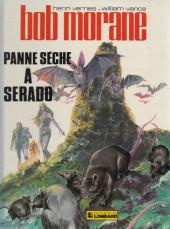 Bob Morane 3 (Lombard) -21b1985- Panne sèche à Serado