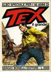 Tex (Albo speciale) -1- Tex il grande!