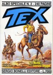 Tex (Albo speciale) -2- Terra senza legge