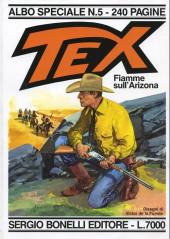 Tex (Albo speciale) -5- Fiamme sull'arizona