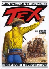 Tex (Albo speciale) -6- La graande rapina