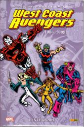 West Coast Avengers (L'intégrale)