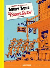 Lucky Luke -12TL- Les cousins Dalton