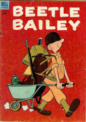 Four Color Comics (Dell - 1942) -469- Beetle Bailey