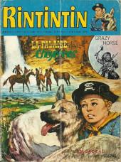 Rin Tin Tin & Rusty (2e série) -19- La falaise des cheyennes - crazy horse