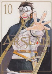 Arslân (The Heroic Legend of) -10- Volume 10
