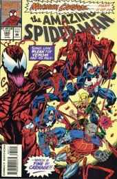 Amazing Spider-Man (The) Vol.1 (Marvel comics - 1963) -380- Maximum Carnage, Part 11 of 14