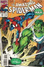 Amazing Spider-Man (The) (1963) -381- Hey, Spidey! The Incredible Hulk is in Town--