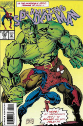 Amazing Spider-Man (The) (1963) -382- Is the Incredible Hulk Teaming Up With -- The Amazing Spider-Man