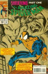 Amazing Spider-Man (The) Vol.1 (Marvel comics - 1963) -390- Shrieking Part One