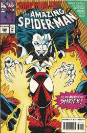 Amazing Spider-Man (The) Vol.1 (Marvel comics - 1963) -391- Shrieking Part Two