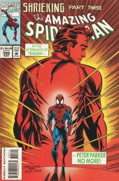 Amazing Spider-Man (The) Vol.1 (Marvel comics - 1963) -392- Shrieking Part Three Peter Parker No More